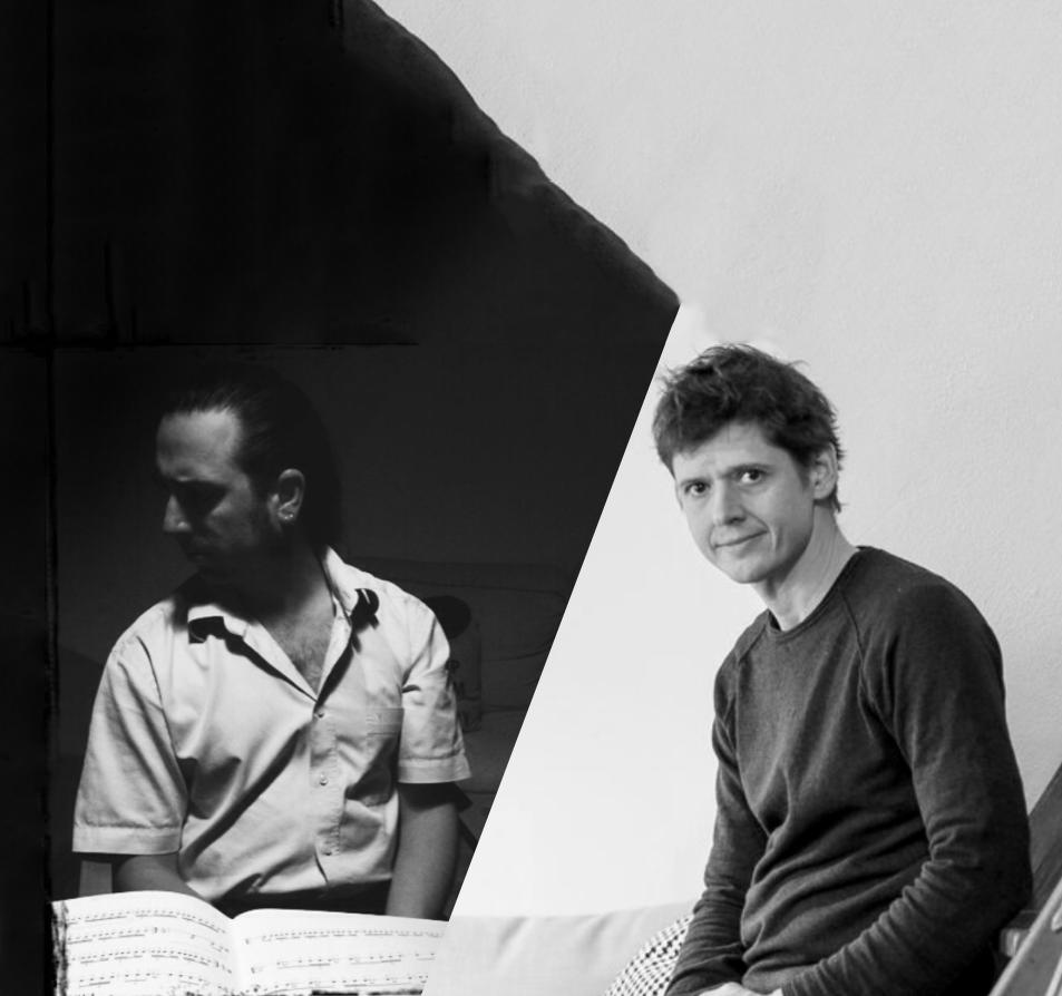 09.05 / 20:25Uhr John Hughes & Chad Popple
