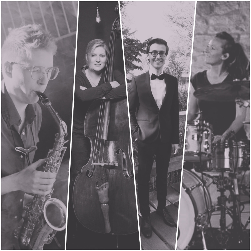 05.07 / 20:25Uhr Fynn Grossmann Quartett