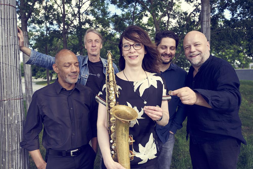 12.06 / 20:25Uhr Bettina Russmann Quintett feat. Ken Norris