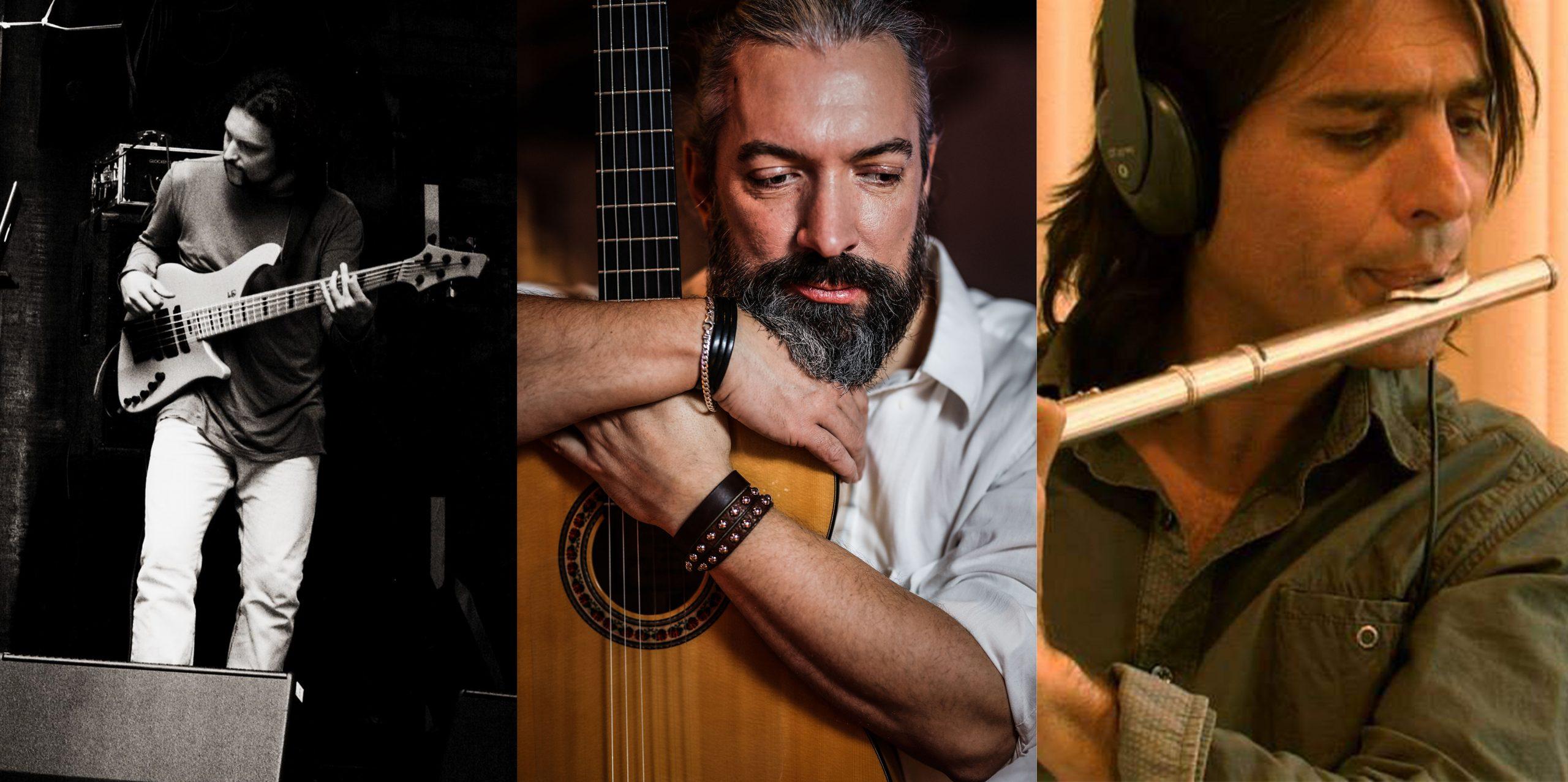 13.08 / 21:00Uhr Patricio/Cuniado/Herzog Trio