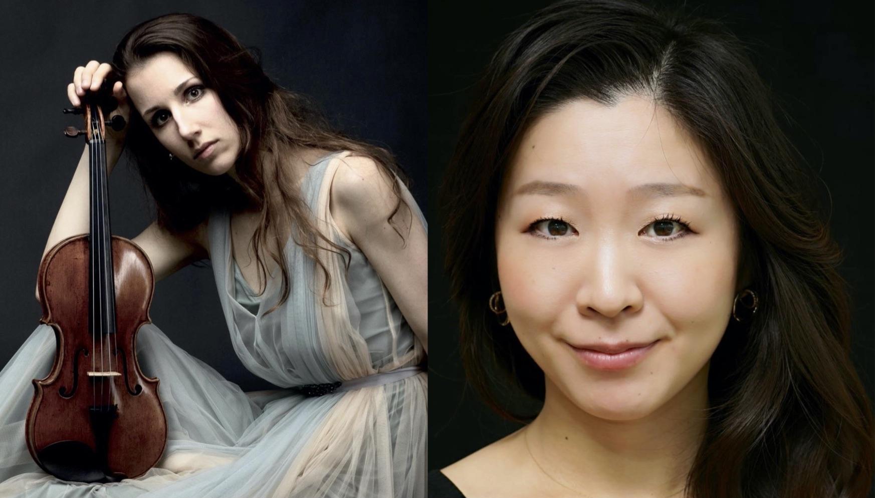 14.03./20:25h Johanna Roehrig & Yoko Yamada