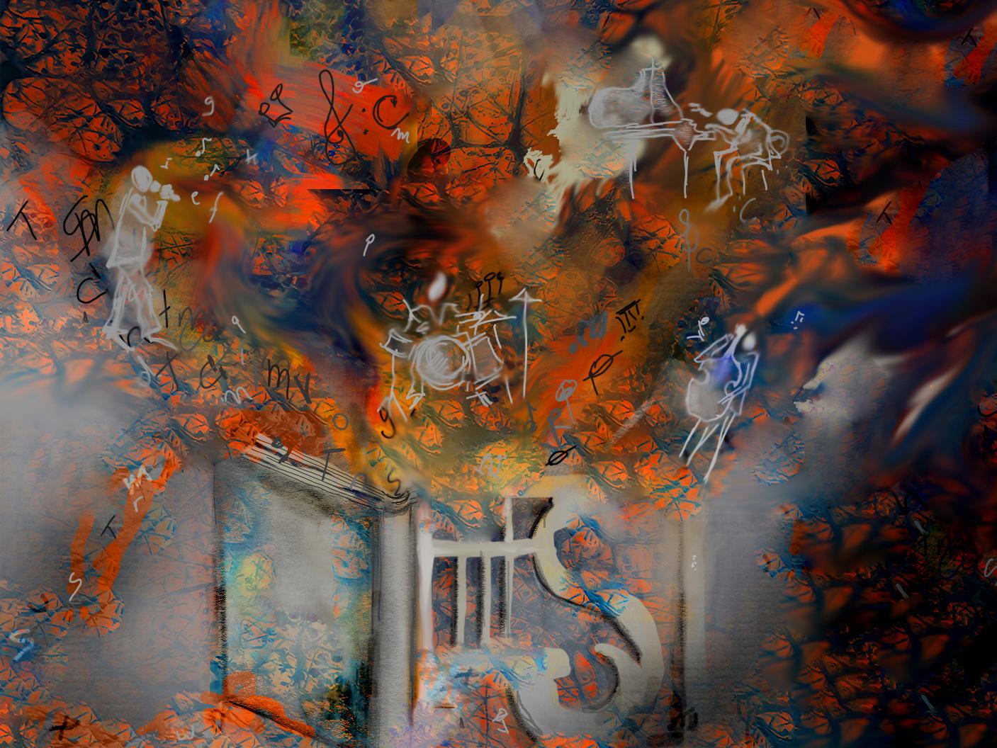 13.05./20:25h Mycelium – Lyrik and Lyrics